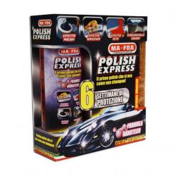 POLISH EXPRESS KIT 250ML+SPONGE