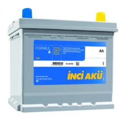 Battery – INCI AKU – 50AMP – Reversed