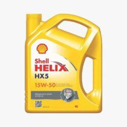 Shell Helix HX5 15W-50 – 4L