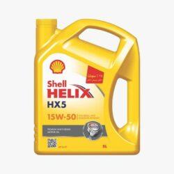 Shell Helix HX5 15W-50 – 5L