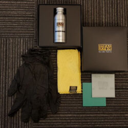 Plastic restore kit